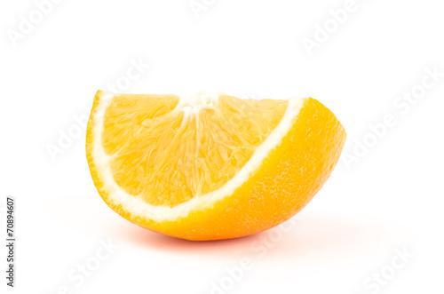 Foto op Aluminium Vruchten Navel orange fruit
