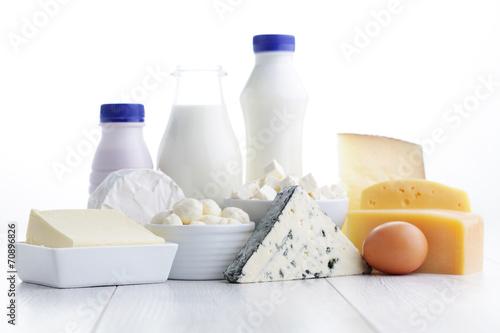 Fotografía  dairy product