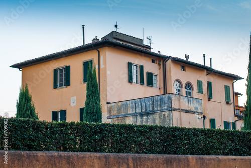 Valokuva  Villa Signorile, mura, immobile