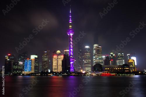 Foto op Aluminium Shanghai Shanghai