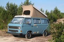 Camping Car Van Fourgon Combi Camper