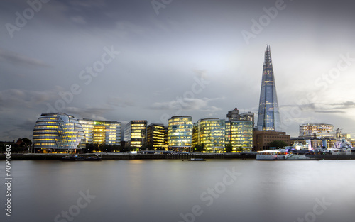 City of London Skyline #70940602