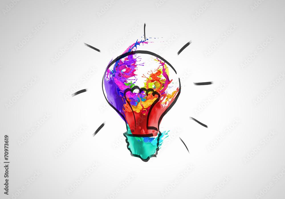 Fototapety, obrazy: Creative ideas