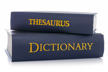 Thesaurus And Dictionary Isola...