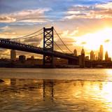 Most Bena Franklina w Philadelphi