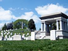 Arlington Cemetery Memorials And Tombstones 2010
