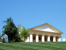 Arlington Cemetery The Tomb Of General Sheridan 2010
