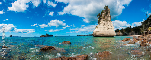 Wall Murals Cathedral Cove Coromandel