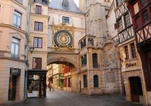 Normandie, The Picturesque Cit...