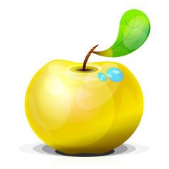 Apple Golden Delicious