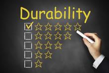Hand Writing Durability On Halkboard Rating Stars