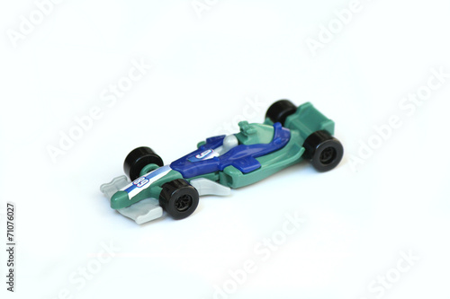Foto op Canvas F1 F1 toy