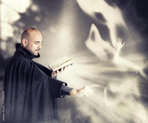 Obraz na płótnie Exorcist