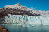 Fototapeta Góry - Beautiful landscapes of Perito moreno Glacier, Argentina