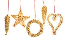 Straw Ornaments