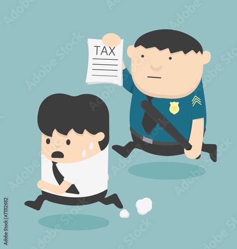 Fotografia evasion tax