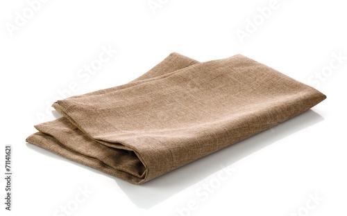 Fototapeta green cotton napkin obraz