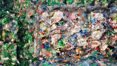 plastic bottles PET © benqook