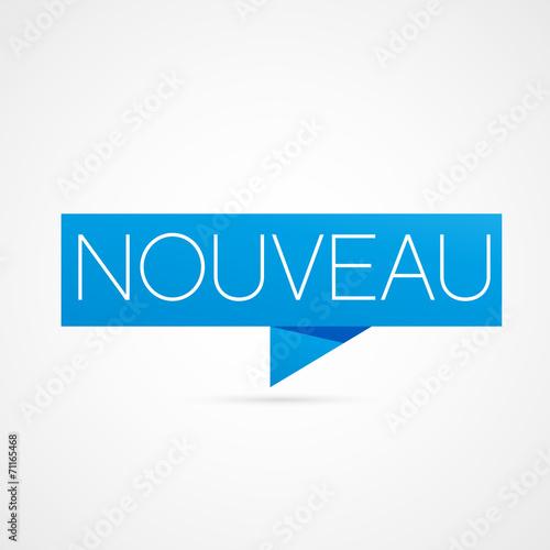 Fotografie, Obraz  mot nouveau