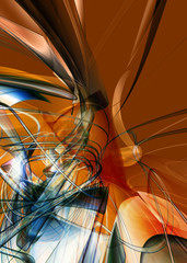 Fototapeta Style abstract background