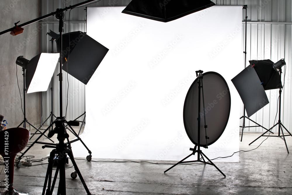 Fototapety, obrazy: Studio photo