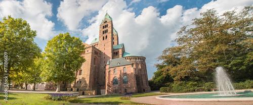 Foto Dom zu Speyer Rheinland-Pfalz
