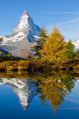 Obraz na Szkle Góry Matterhorn