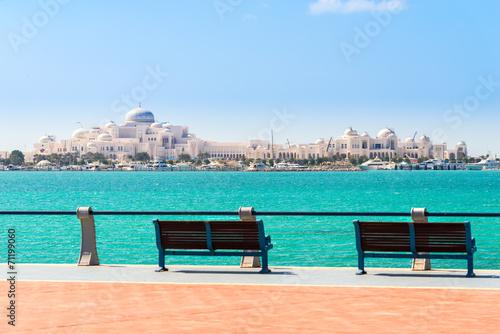 Fotografie, Obraz  Emirates Palace, Abu Dhabi, United Arab Emirates.