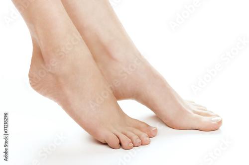 Fotografie, Obraz  Woman feet  treatment