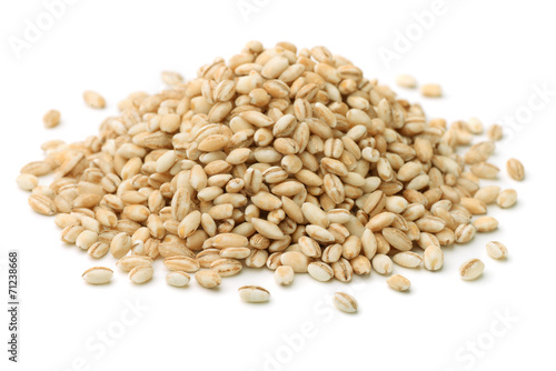 Photo Pearl barley