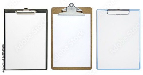 Photo  Clipboards