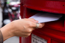 Posting Letters