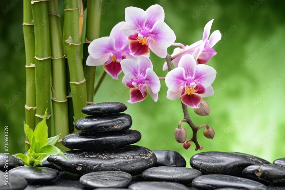 Fototapety, obrazy: zen stones