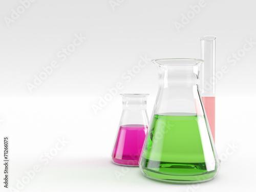Fotografie, Obraz  bottle chemistry