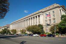 Internal Revenue Service In Washington D.C.