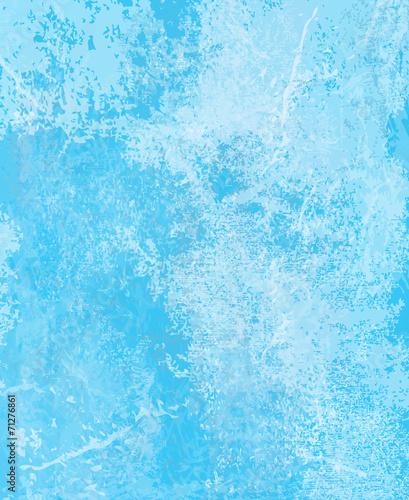 Cuadros en Lienzo Vector ice background.