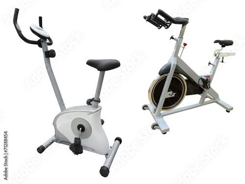 Fotografie, Obraz  exercise bicycle