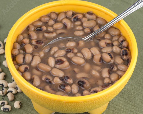 Fotografija  Black eye peas