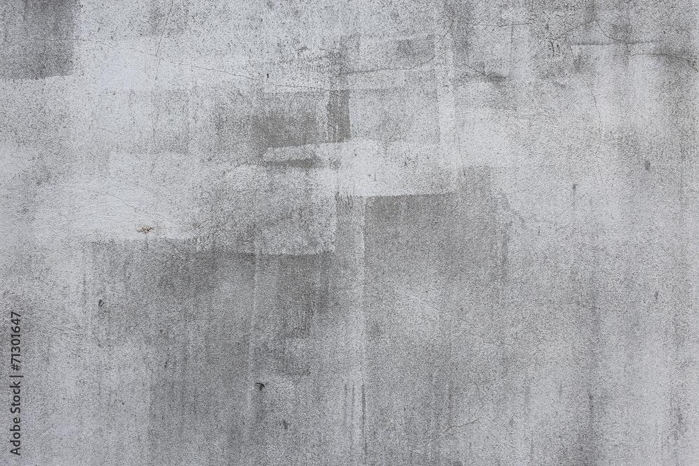 Fototapeta cement wall texture, rough concrete background