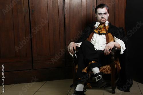 Fotografie, Obraz  Count Dracula