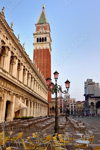 Deurstickers Brugge Venice
