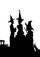 3 Witches Cauldron