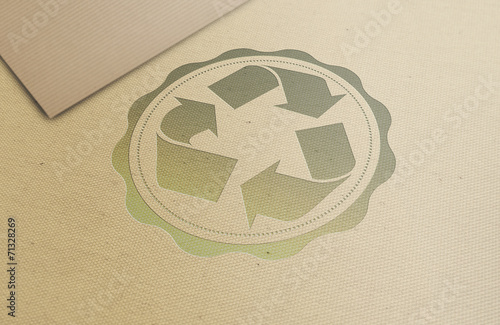 Recycle Papier Stoff Buy This Stock Illustration And Explore