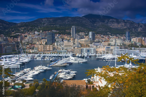 The Principality Of Monaco Poster