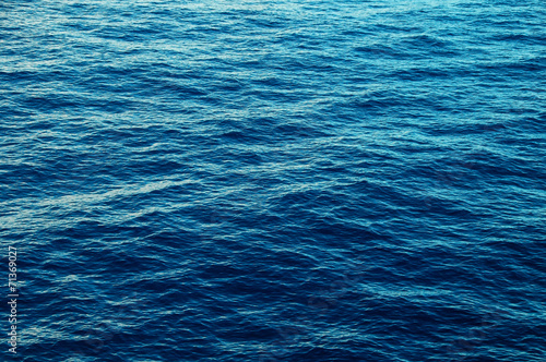 Photographie Blue Water Texture