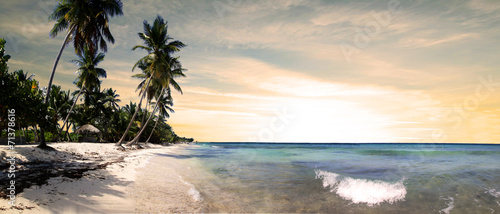 Photo sur Toile Caraibes Dominican Republic - Bayahibe