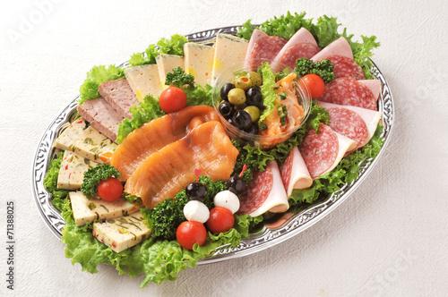 Recess Fitting Appetizer オードブル