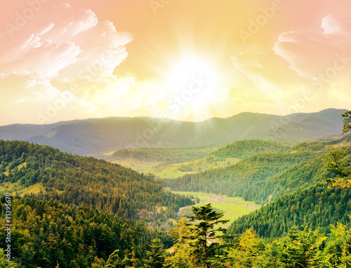 Fotografía горы