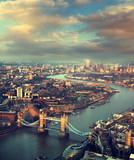 Londyn z lotu ptaka