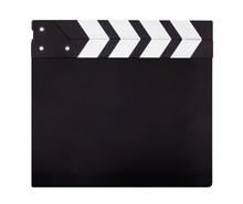 Blank Movie Clapper
